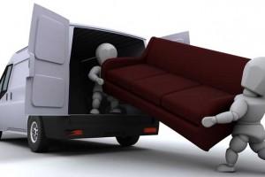 van removal service